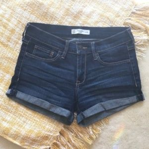 Abercrombie & Fitch Jean Shorts size 2